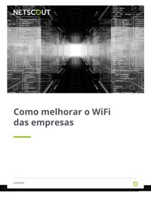Como melhorar o WiFi das empresas