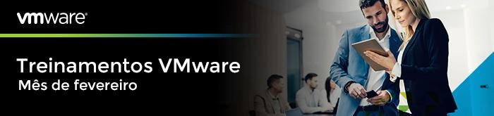 Treinamento VMware de Fevereiro