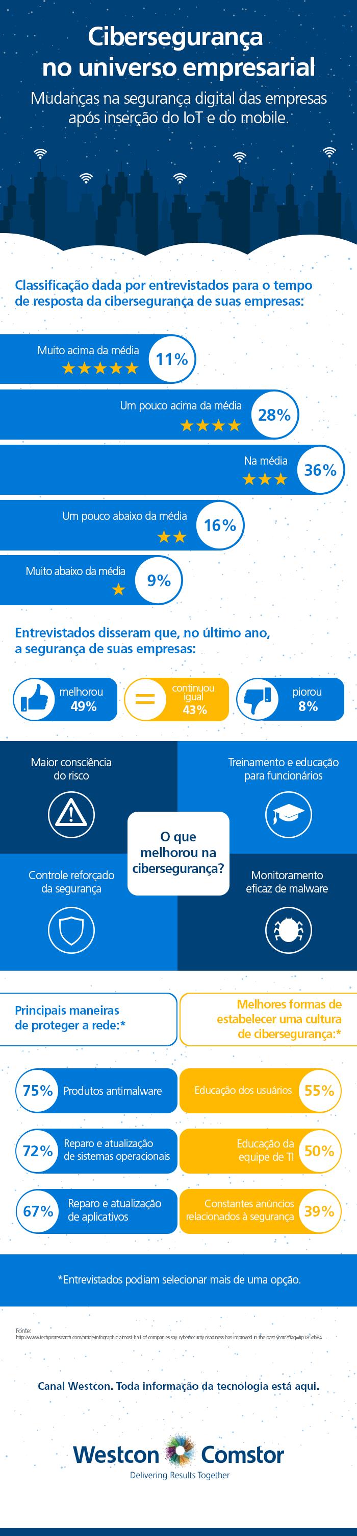 Infográfico Cibersegurança no Universo Empresarial.png