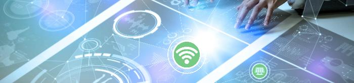 Gestão de recursos por meio do gerenciamento da internet