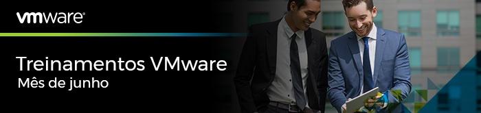 Treinamentos VMware de Junho