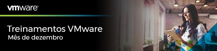 Treinamentos VMware de Dezembro