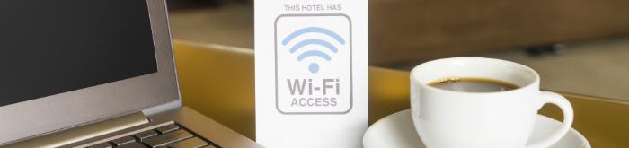Por que hotéis que oferecem Wi-Fi grátis se destacam?
