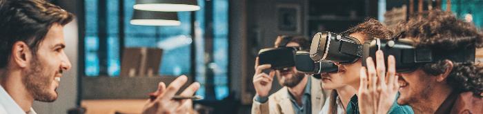 6 maneiras práticas para as empresas utilizarem a Realidade Aumentada